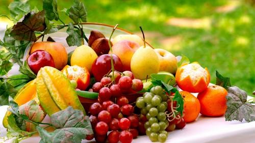 KHA lifestyle en fruit