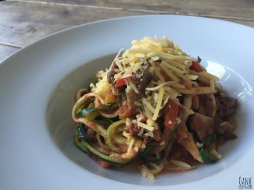 Spaghetti a la Oanh
