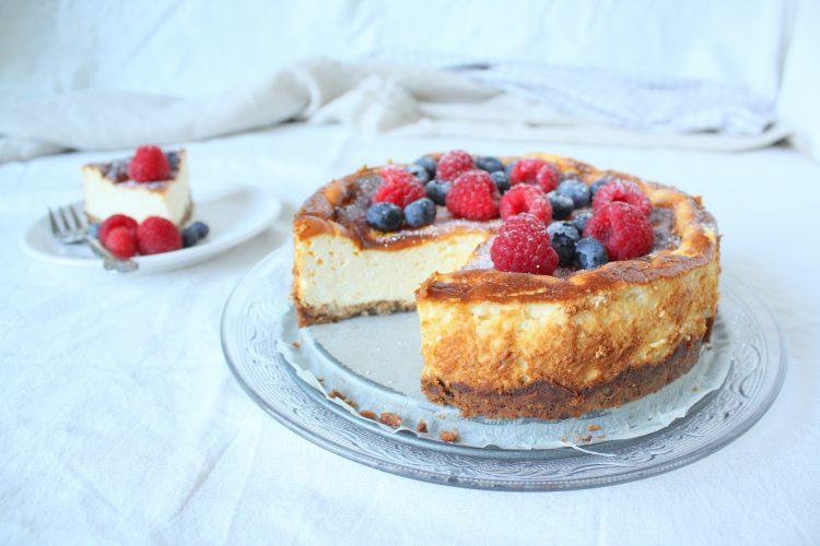 Wednesday Challenge: Cheesecake!