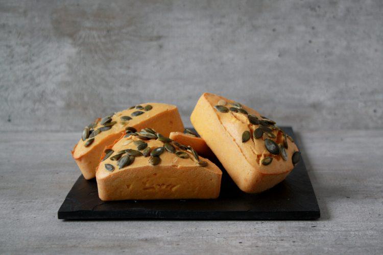 Lupine en soyameel broodjes!