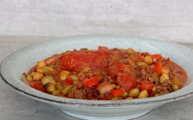 Koolhydraatarme Chili Con Carne