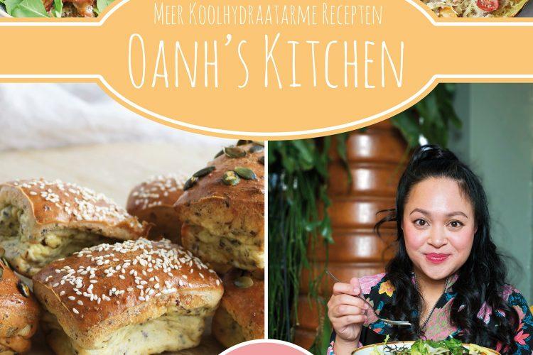Nieuw boek! Boek 4: Meer koolhydraatarme recepten uit Oanh's Kitchen!
