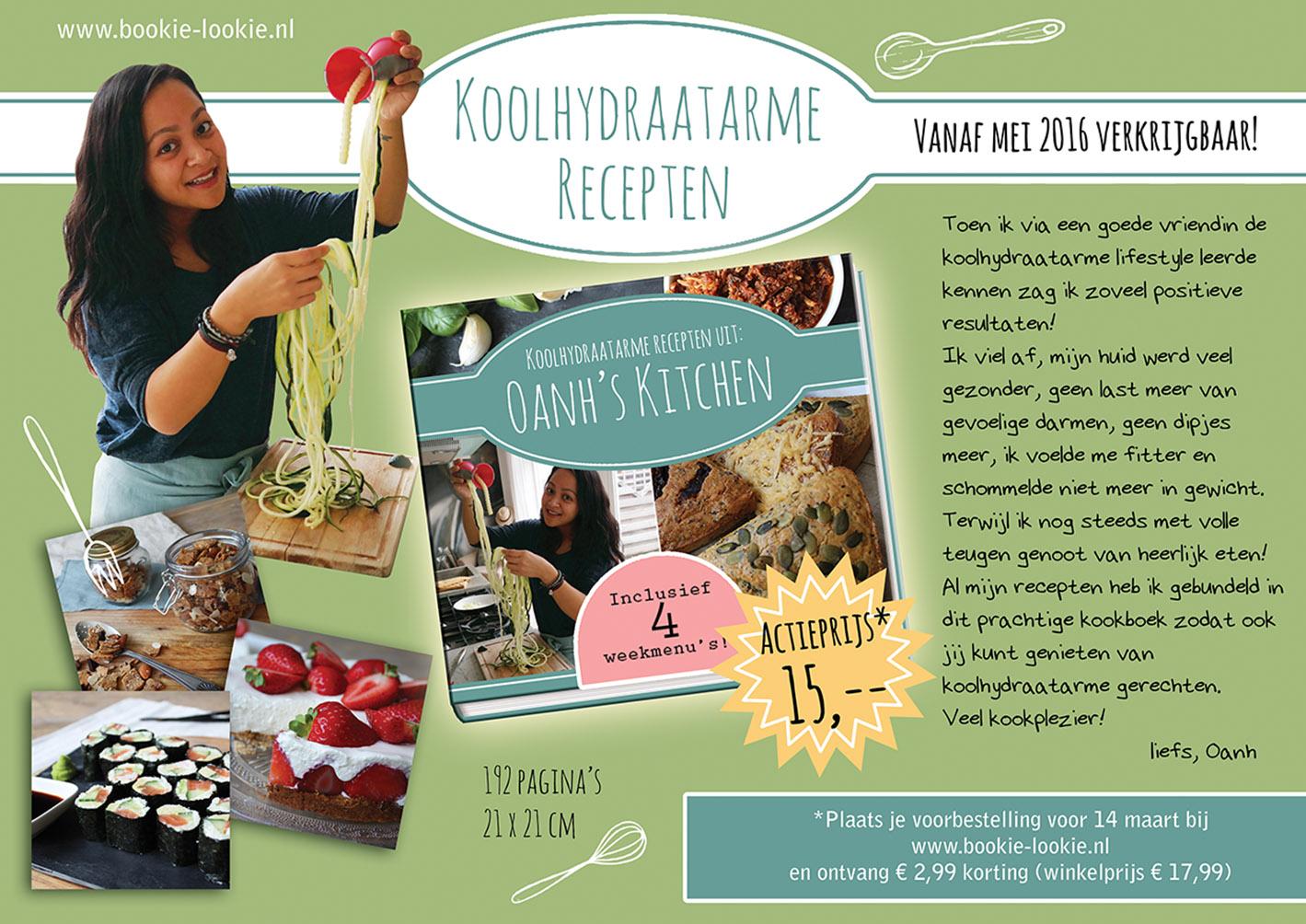 beste koolhydraatarm kookboek
