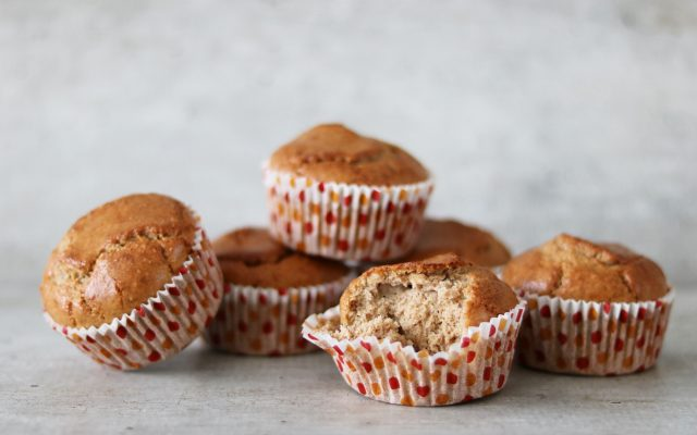 Speculaas muffins!