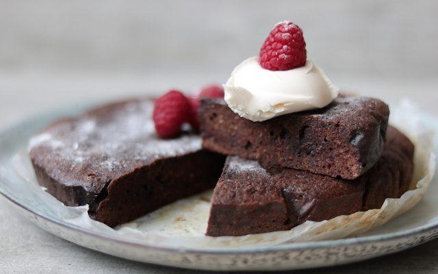 Chocolade cake uit de slowcooker!